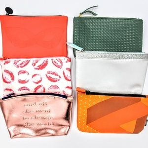 FREE makeup bag with every purchase!